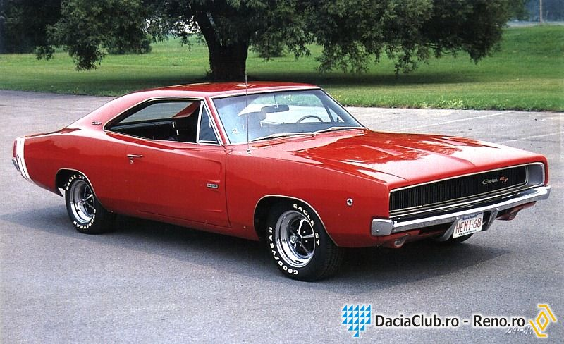 galerie foto - american muscle cars/1968 dodge charger hemi