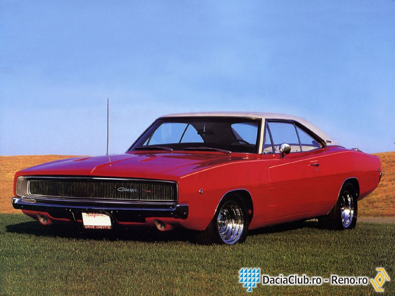 American Muscle Cars Dodge Charger