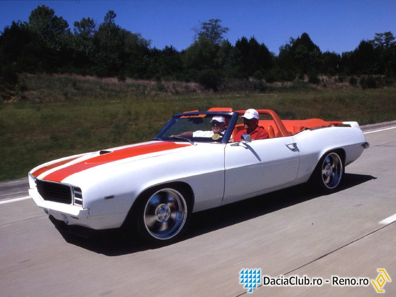 Galerie Foto - American Muscle Cars/1969 Chevrolet Camaro ...