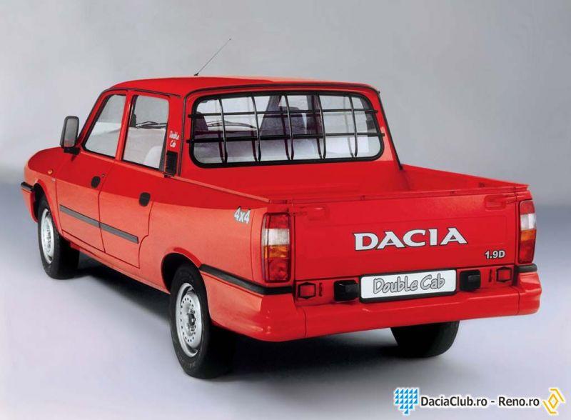 galerie foto renault mondial 2000 dacia 1307 pick up papuc double cab 4x4 cu motor renault. Black Bedroom Furniture Sets. Home Design Ideas