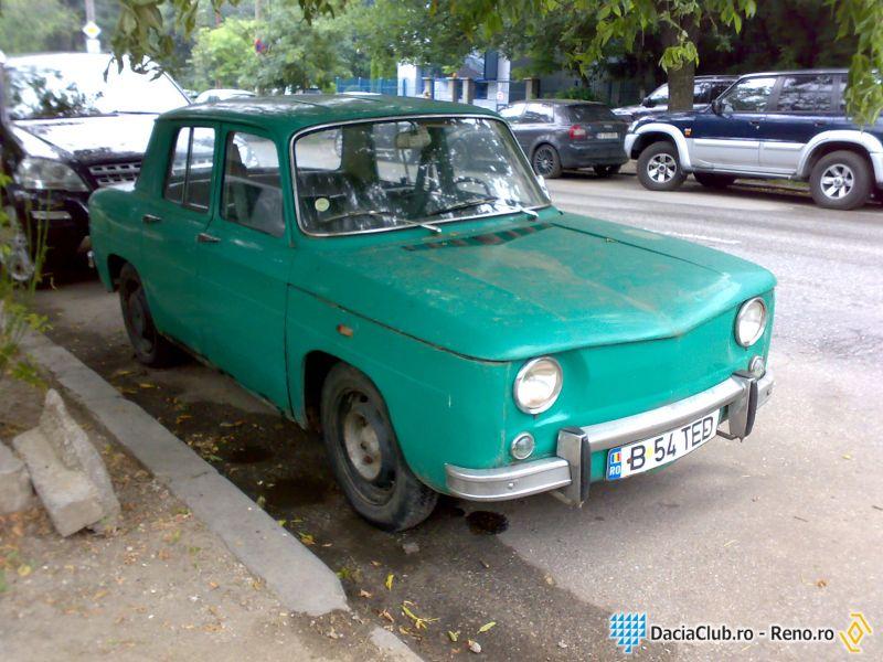 Dacia 1100 Frantuzoaica 1970  Dacia 1100